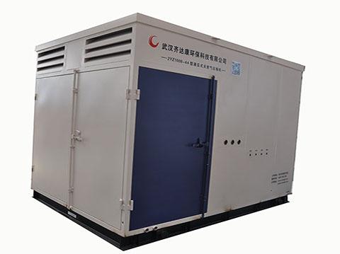 齐达康天然气立式液压活塞压缩机组2YZ1000-44E