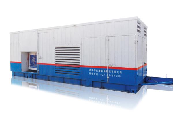 齐达康2YZ1000-44J型天然气液压压缩机组