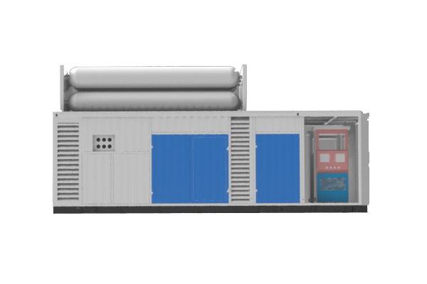 新一代天然气液压压缩机组