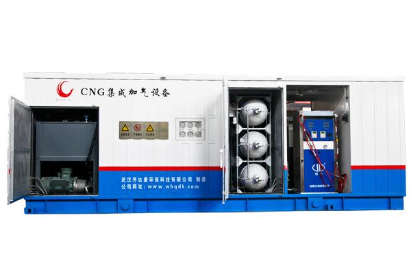 齐达康1500集成式天然气压缩机