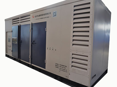 齐达康2YZ1500-74A型天然气液压压缩机组