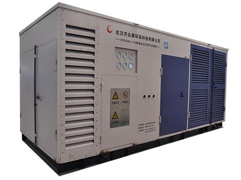 齐达康日售气量≤30000方2300标准型加气站压缩机(外置储气装置)