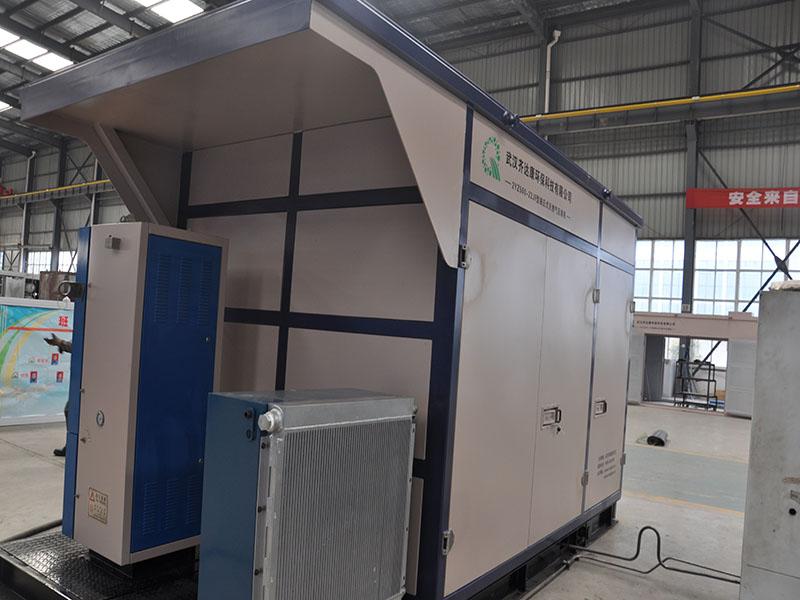 齐达康500Nm3/h集成式加气站设备