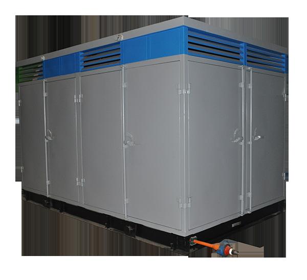 50Mpa液压式注气天然气压缩机