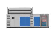 最新一代天然气液压压缩机组