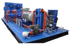 母站标准站用天然气压缩机组