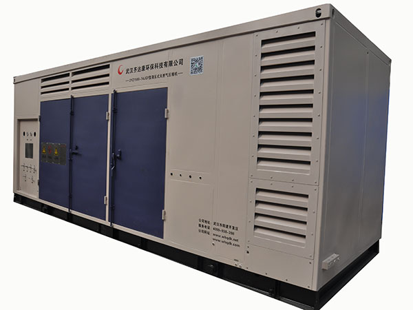 齐达康天然气液压活塞2级压缩压缩机组