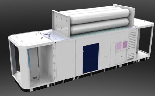 齐达康日售气量≤25000方集成加气站设备