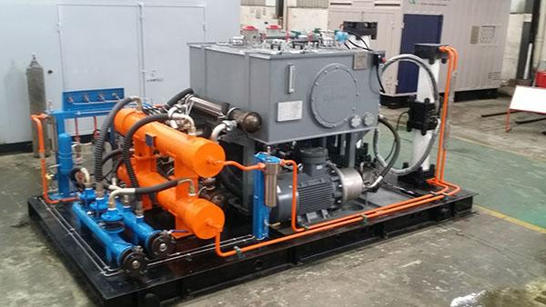2YZ2000-90水冷型液压活塞式天然气压缩机